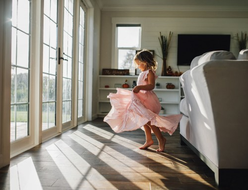 6 Unexpected ways to use window light to add magic to indoor photos
