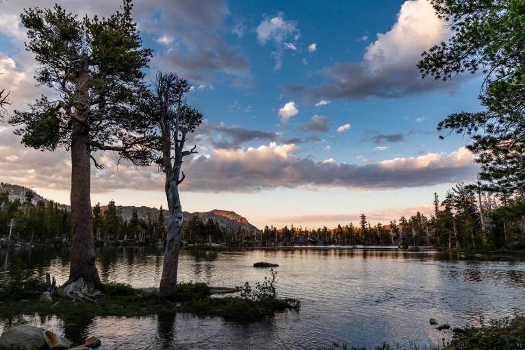 Landscape photo of Lake Tahoe by Jennifer Carr
