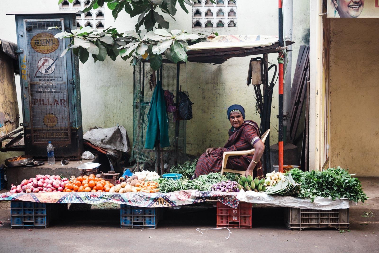 Travel photography, image of Chennai India