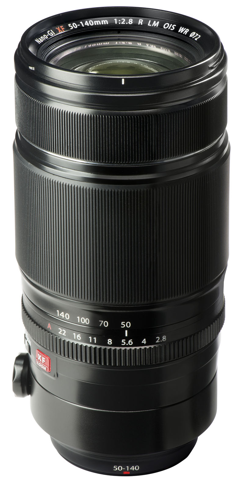 Fujinon XF50-140mm all-purpose zoom lens