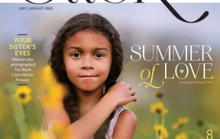 Click photography magazine cover July August 2020