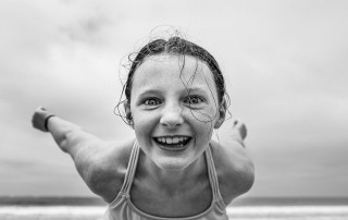 Why black and white photos are perfect for summer
