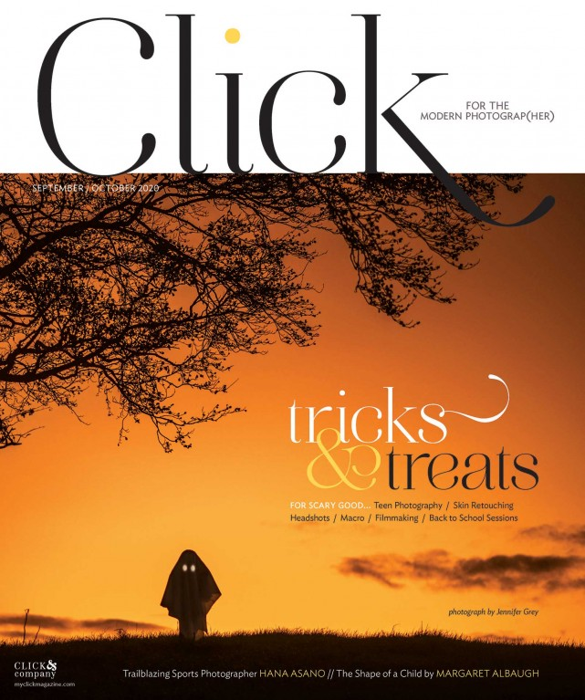 Click photography magazine September/October 2020 issue